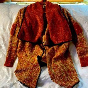 Women's Sweater coat